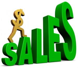 Climbing Sales