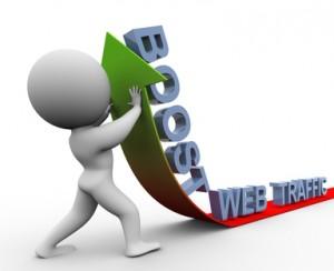 3d web traffic boost